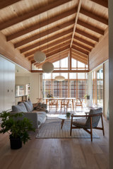 "The ""backyard pavilion"" by Studio Bright in Essendon."