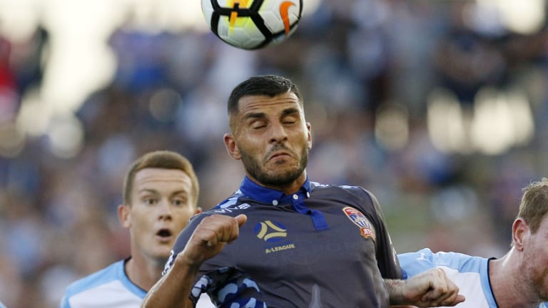 Call up: Andrew Nabbout.