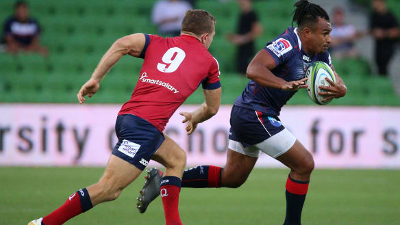 Will Genia on why he has a point to prove and his best is yet to come