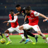 Arsenal too good for United, Leicester sizzle, Spurs lose and lose Kane