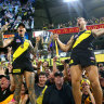 Where were we again? The nearly epic grand final