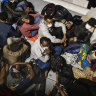 'They just left us': Migrants say Greece forced them onto boats and sent them adrift