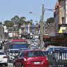 Poor old Parramatta Road - our could-be high street pays a heavy toll