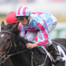 Stewards grill Clipperton after off-key Irish Songs ride