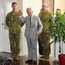 Prince Charles winds up Australia visit