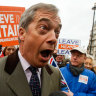 Nigel Farage to turn Brexit Party into anti-lockdown political movement