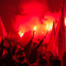 'Normal family - strong Poland': Independence Day march draws thousands despite ban