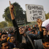 'Masked miscreants' attack students in New Delhi university rampage