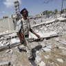 Journalist among those killed in Somalia blast near presidential palace