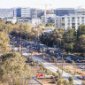 Northbourne plan should have come before light rail, minister says
