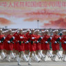 China's 70th anniversary party can't hide a sense of unease