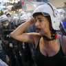 'We won't be silent!': Women clash with police in Istanbul over femicide