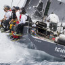 Handicap honours still up for grabs as smaller boats push on