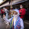 Tourism boom pressures Tibet's historic sites