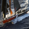 Sydney to Hobart set for classic finish as fleet crosses Bass Strait