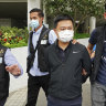 'Much greater terror than last time': Hong Kong police raid newsroom