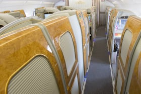 Airline review: Inside Emirates' magnificent A380 first class suites
