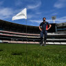 'Like the only person left on the world': When will the MCG fire back to life?