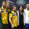 Aussies drive home silver in front of Harry and Meghan at Invictus Games