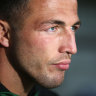 Allegations against Sam Burgess 'orchestrated' by his ex-wife, court hears