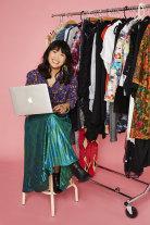 Shanya Suppasiritad, founder of wardrobe-sharing platform Tumnus.
