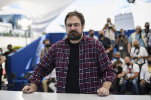 Australian director Justin Kurzel, pictured at this year's Cannes film festival.