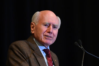 Former prime minister John Howard says inevitably there are nights when sleep will elude a leader.