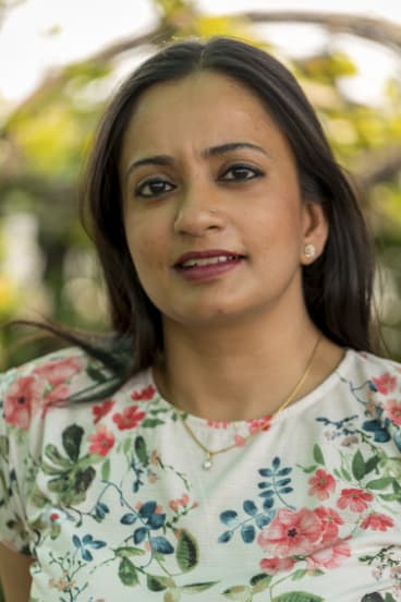 Rhea Mazumdar Singhal is the chief executive and founder  of Ecoware Solutions.