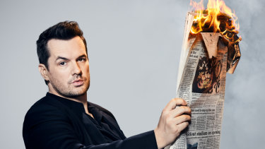 """Jim Jefferies: """"I feel like at times I've been seen as the dirty stepchild of Australian comedy."""""""