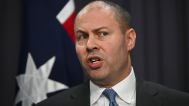 Don't hit the panic button: Treasurer