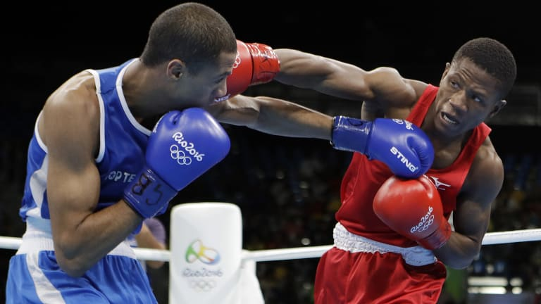 Boxing's place at the Tokyo Olympics may be in jeopardy.