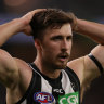 Magpies open to trading contracted Phillips