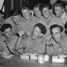 From the Archives, 1946: Recruits for occupation of Japan in training