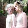 'It gave me confidence': the albino friends and their Insta fashion feed