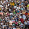 Millions around the world strike for climate action