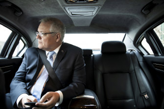 The decision to create the national cabinet will partly define Scott Morrison's legacy.