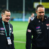 Essendon got Worsfold-Rutten handover wrong: Lloyd