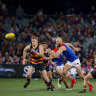 From the Archives, 2021: Crows end Demon's winning streak