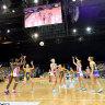 Super Netball delays season, slashes pay