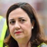 Palaszczuk defends top Queensland bureaucrat pay