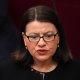 Health Minister Jenny Mikakos has resigned.