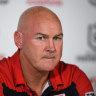 'We owe it to Mary': Dragons skipper backs under-siege coach
