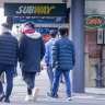 Meat in the sandwich: inside Subway's shrinking Australian business