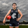 AFLW best-and-fairest Prespakis hit with one-match ban