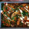 Weekly meal planner: Vegetarian winter warmers