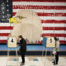 What are the recount rules in the states still in play for the presidency?