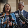 Liza Harvey set to take on Mark McGowan as WA Liberal leader