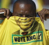 ANC set to ride anti-apartheid legacy to South African election win