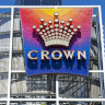 Crown Resorts.