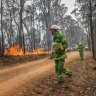 After weeks, fire-hit Gippsland council to 'sit down and talk' about recovery